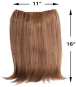HBT 11X16 Human Hair Extension by Look of Love