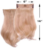 HBT 6X16 Human Hair Extension by Look of Love